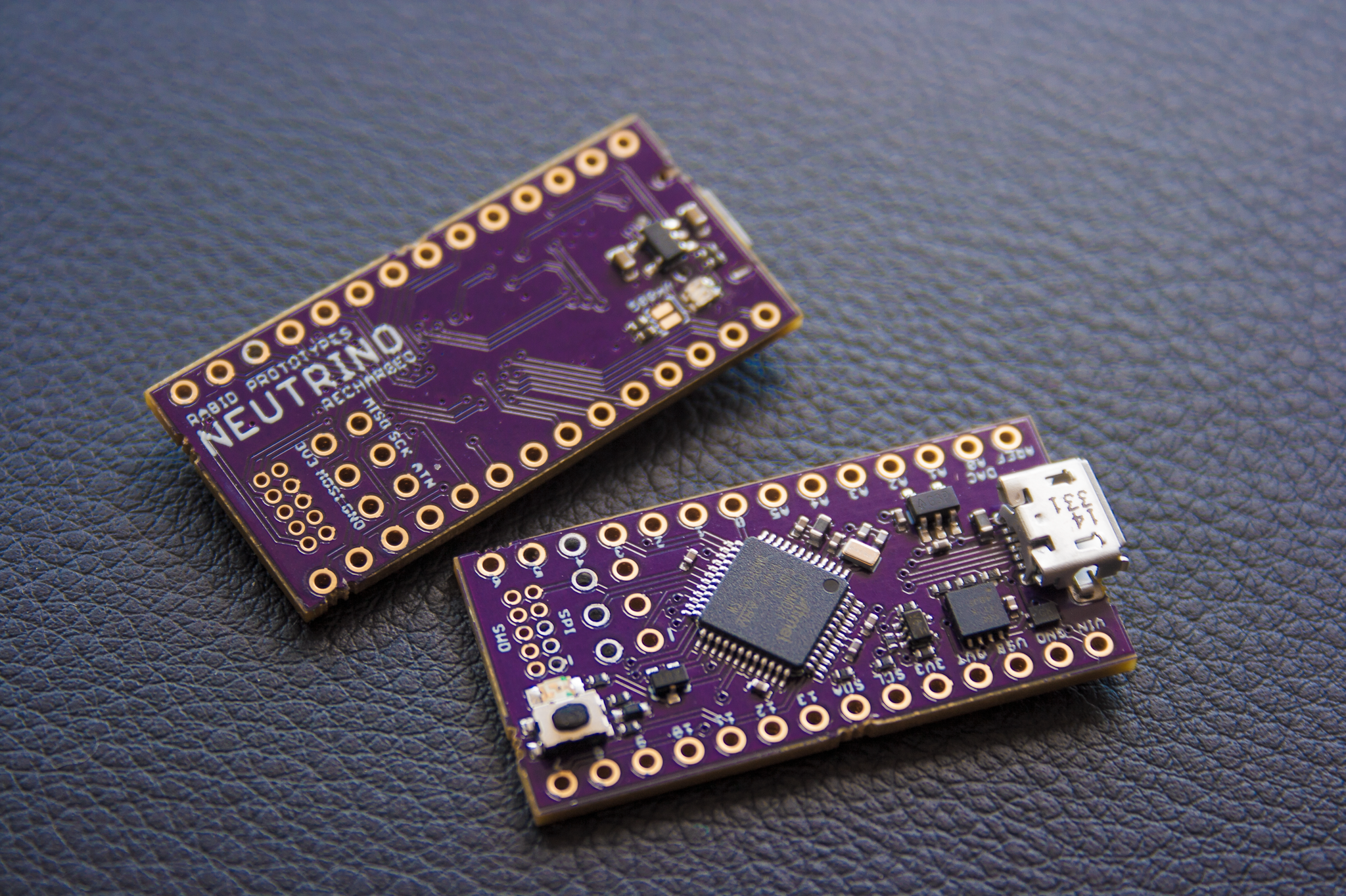 Neutrino The Tiny 32 Bit Arduino Zero Compatible By Rabid Circuit Board None Of These Boards Functioned After Being Recharged Is Just What It Sounds Like A With Built In Lipo Charger Charging