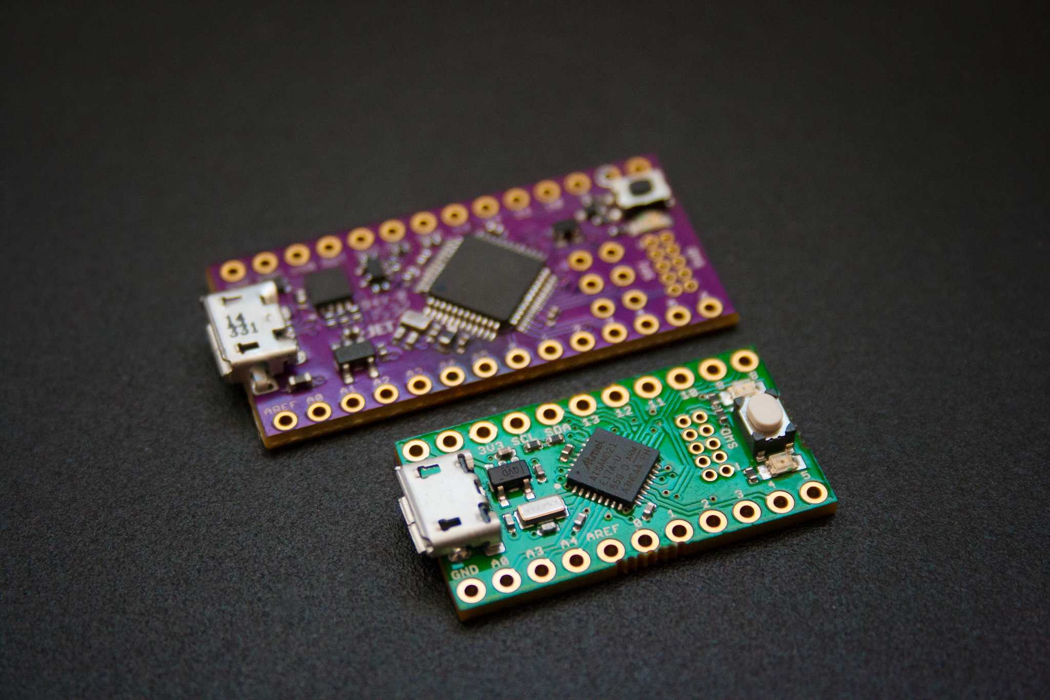 Tau the tiny supercharged arduino compatible by