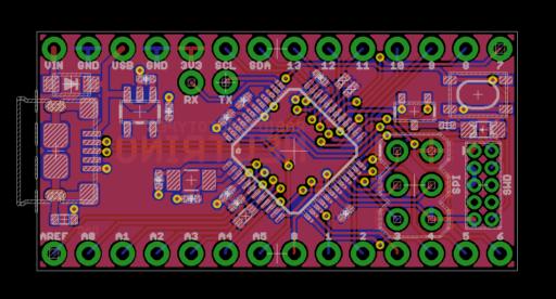 neutrino2.0-PCB