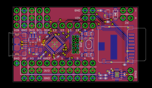 Firecricket PCB